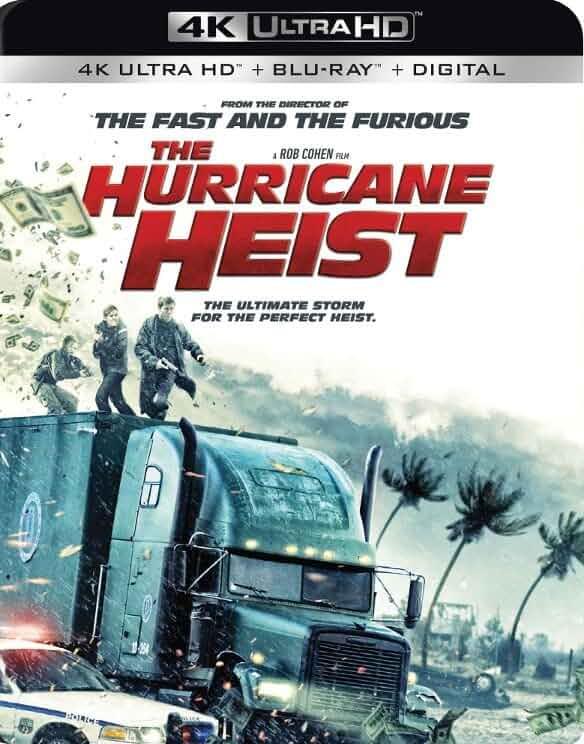 The Hurricane Heist (2018) 720p BRRip Line Audios [Telugu + Tamil + Hindi + Eng] ESubs