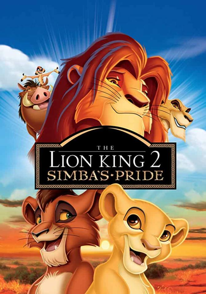 The Lion King 2 Simba's Pride (1998) Dual Audio 720p BluRay Watch Online Free Download on movies365.co extra movies