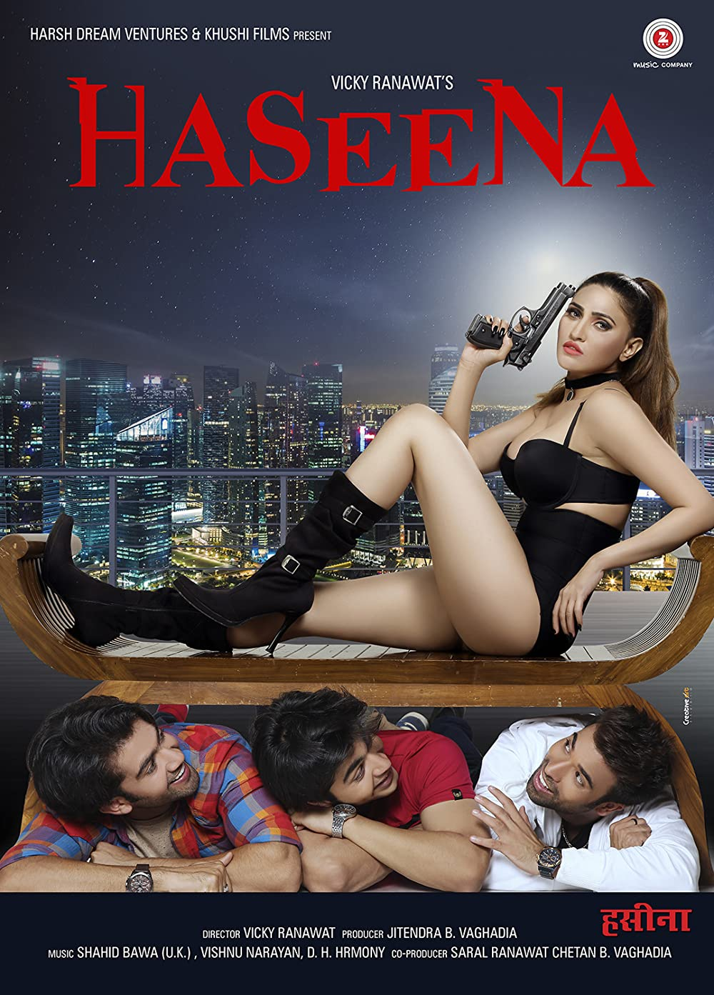 18+ Haseena 2018 Hindi 720p | 480p HDRip 770MB | 300MB Download