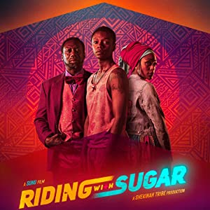 Riding with Sugar Poster