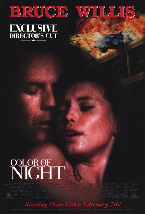 18+ Color of Night (1994) English 400MB BluRay 480p
