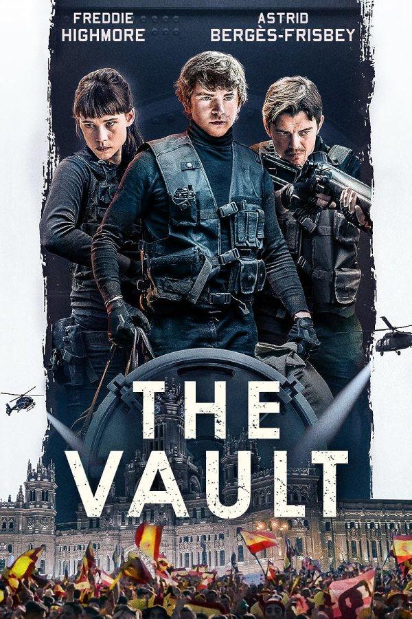 The Vault (2021) - IMDb