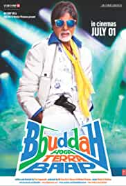 Bbuddah Hoga Terra Baap (2011) Hindi 720p HEVC BluRay x265 AAC ESubs Full Bollywood Movie [600MB]