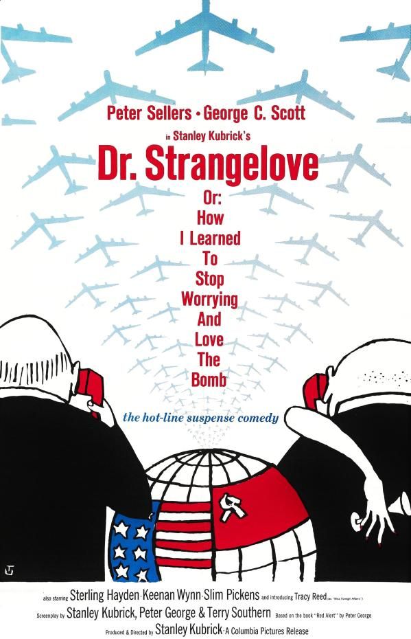 Dr. Strangelove or: How I Learned to Stop Worrying and Love the Bomb (1964)  - IMDb