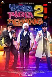Yamla Pagla Deewana 2 (2013) Hindi 720p HEVC HDRip x265 AAC ESubs Full Bollywood Movie [750MB]