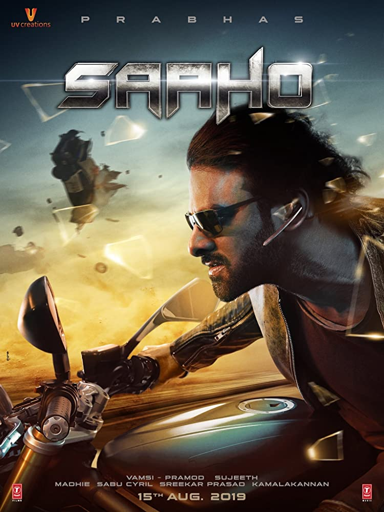 Upcoming Bollywood Movie Saaho (2019) Star Cast, Release Date, Trailer, Songs, Story
