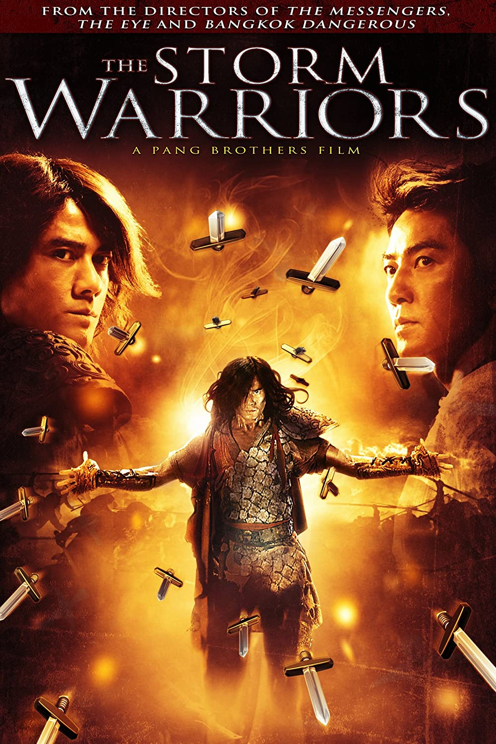 The Storm Warriors 2009 Dual Audio  480p | 720p BluRay [Hindi ORG + Chinese] x264 AAC 400MB | 1110MB Download