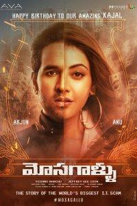 Anu & Arjun (2021) (Mosagallu) [Hindi (CLEAN) & Telugu] 1080p 720p & 480p