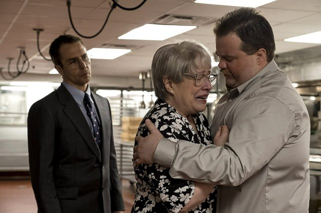 Kathy Bates, Sam Rockwell, and Paul Walter Hauser in Richard Jewell (2019)