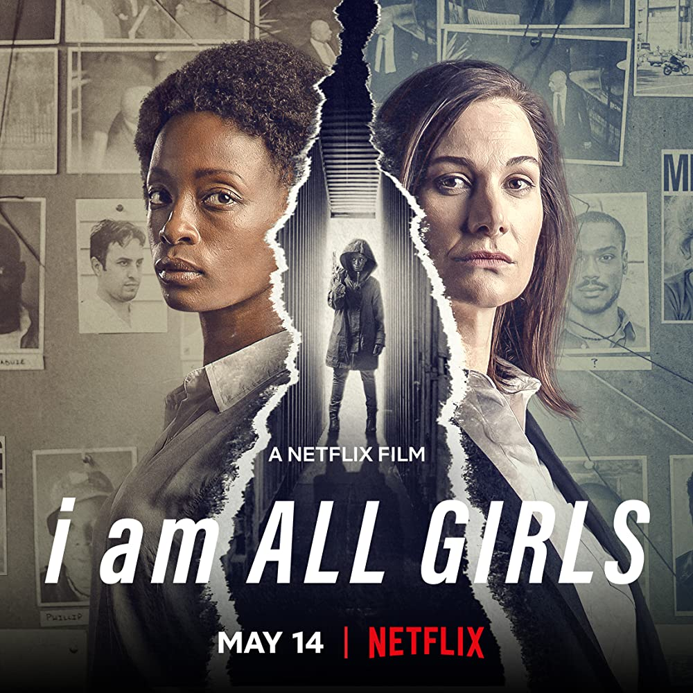 I Am All Girls 2021 English 720p NF HDRip MSubs 800MB Download