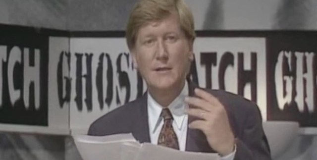 Image result for mike smith ghostwatch