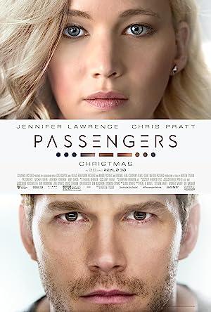Download Passengers (2016) Dual Audio {Hindi-English} 480p [400MB] || 720p [1GB] || 1080p [4.2GB]