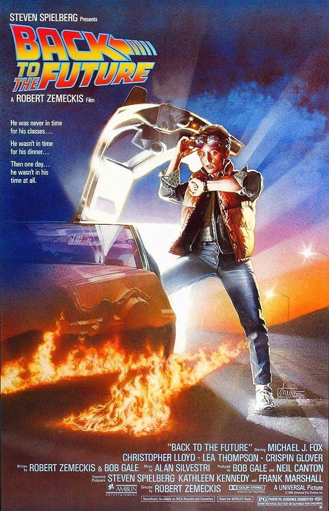 Back to the Future 1985 Movie BluRay Dual Audio Hindi Eng 300mb 480p 1.2GB 720p 4GB 8GB 1080p