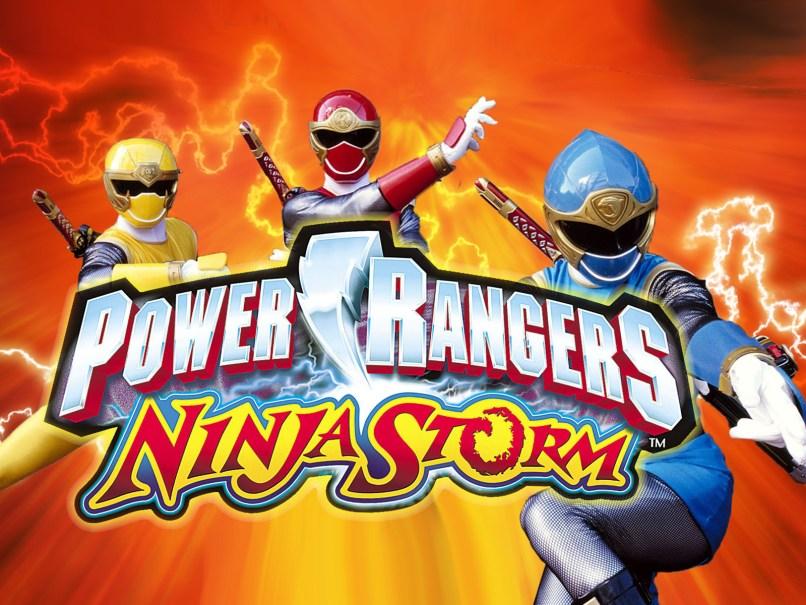 Power Rangers Ninja Storm Wallpaper Reviewwalls