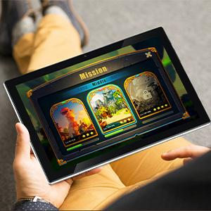 tablet for gaming