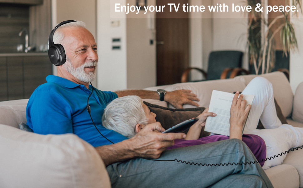 Watch TV with Love and Peace
