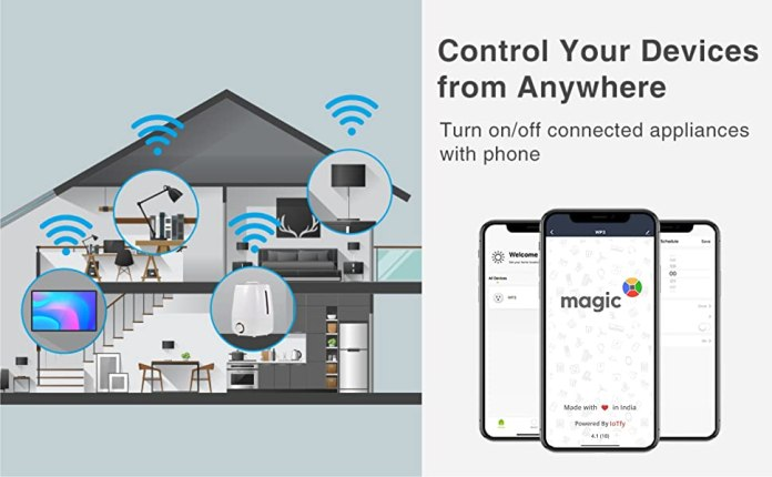 Control Your Devices From Anywhere