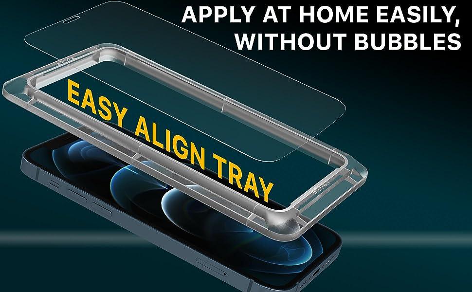 Easy Align Tray