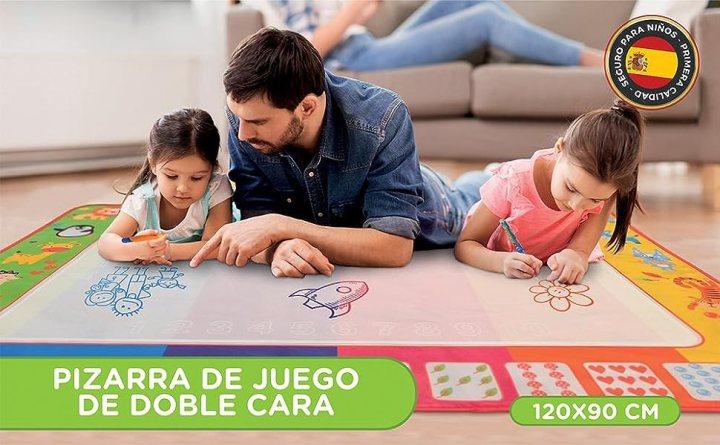 pintura juguete bebé color rotulador boli set dibujo portátil estera baby mat mochila pintar magica