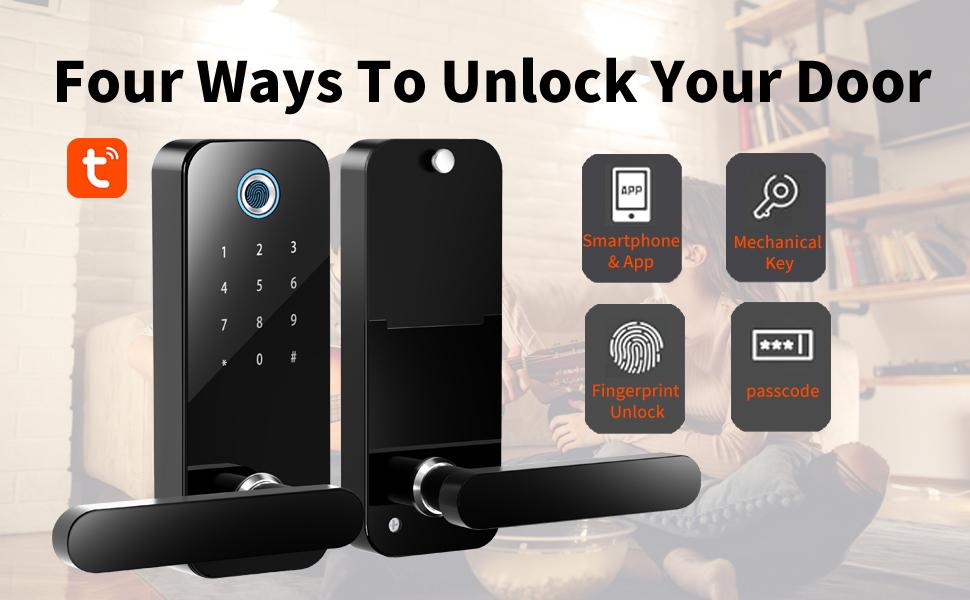 tuya smart lock