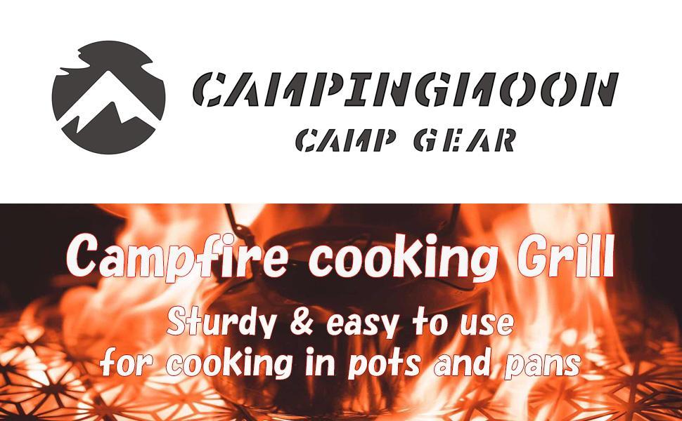 Campfire Open Fire Grill