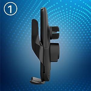 fast charging car mobile holder