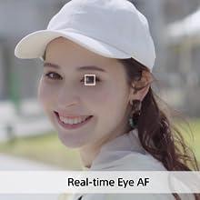 Image showing Eye Autofucus