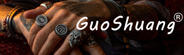 GuoShuang Viking Necklace