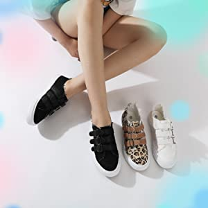 Obtaom comfortable Canvas shoes