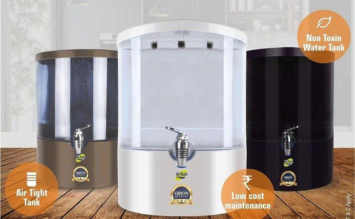 hi tech water purifier