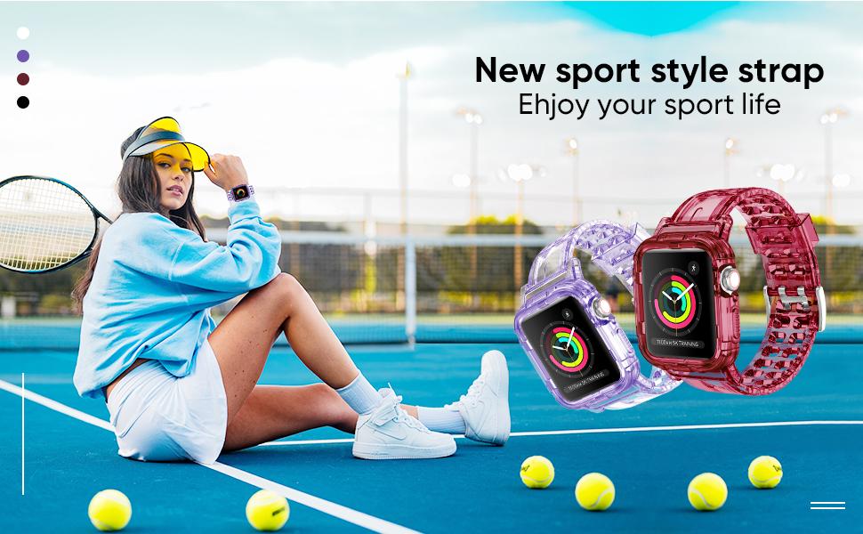 sport style strap