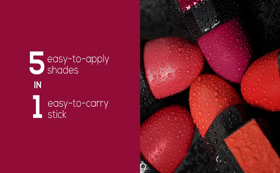 Fab 5 Lipstick