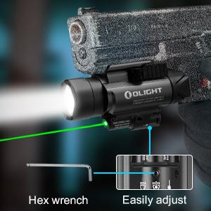 laser adjust