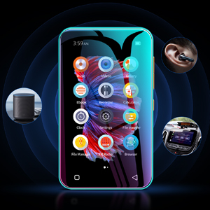 TIMMKOO Q5 Mp3 Player with Bluetooth