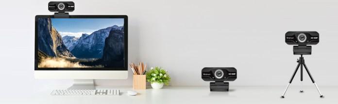 Bigpassport 1080P Webcam