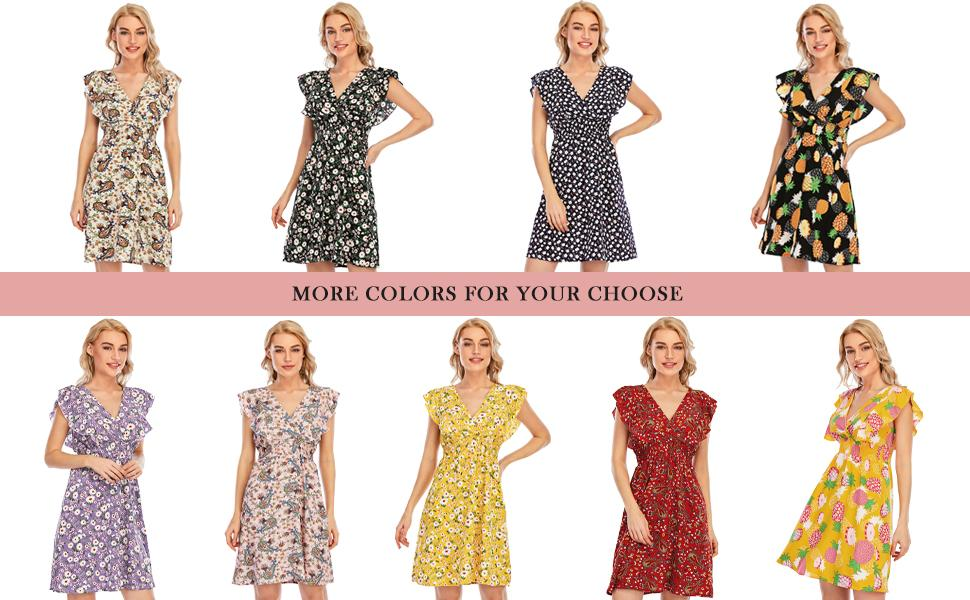 Short Beach Dresses