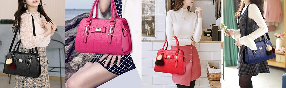 stylish women handbag office purse dating travelling travel hanging bag