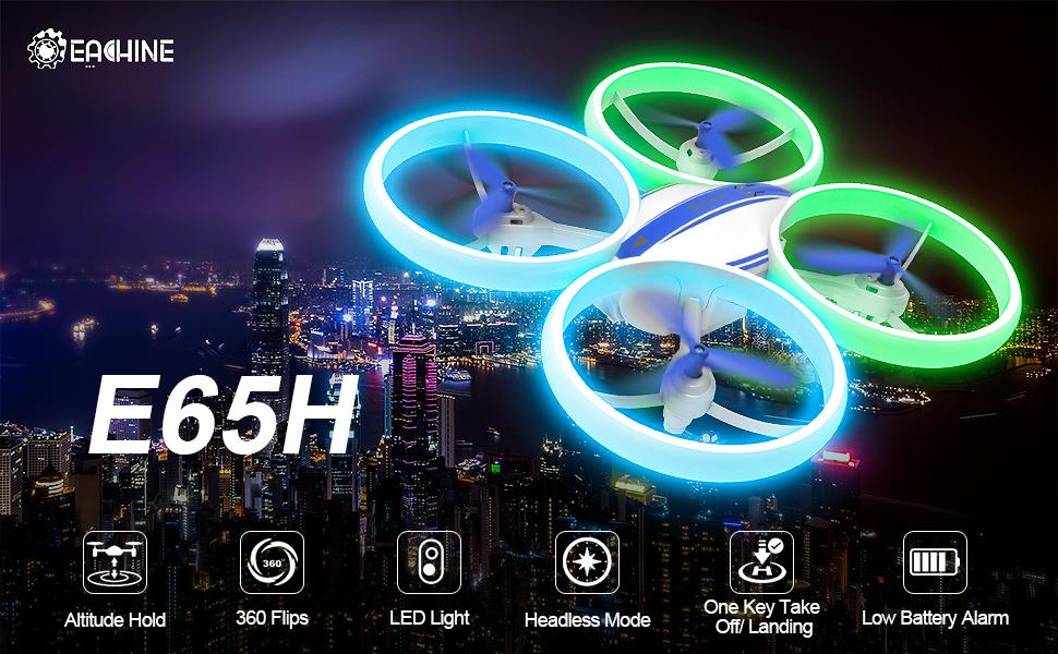 Eachine E65H Drone for kids and Beginners