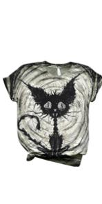 Halloween Shirts for Women Plus Size