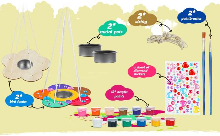 Kids Art Craft Kit