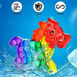 pop fidget toys push pop bubble fidget sensory toy