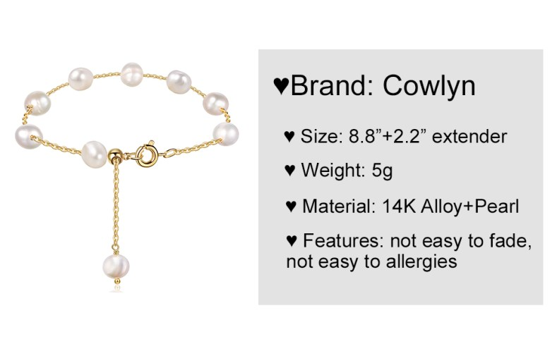Anklet product specifications