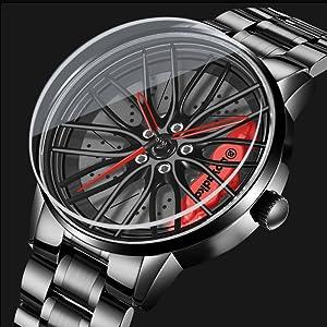 car racing watch