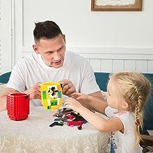 Build on Brick coffee buddy buddies cup kid child adult boy gril mug
