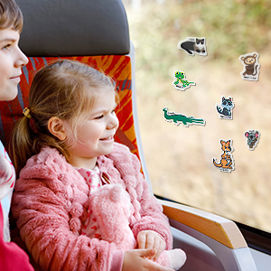 Kids Travel Activity