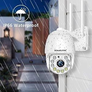 waterproof, weatherproof, ip66, outdoor security camera, security camera outdoor, outdoor camera