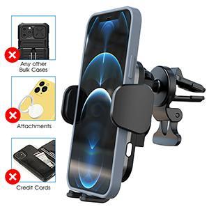ZOOAUX wireless fast charging mount