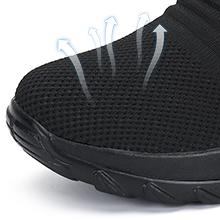 walking shoes mesh breathable walking shoes comfortable for women sock sneakers