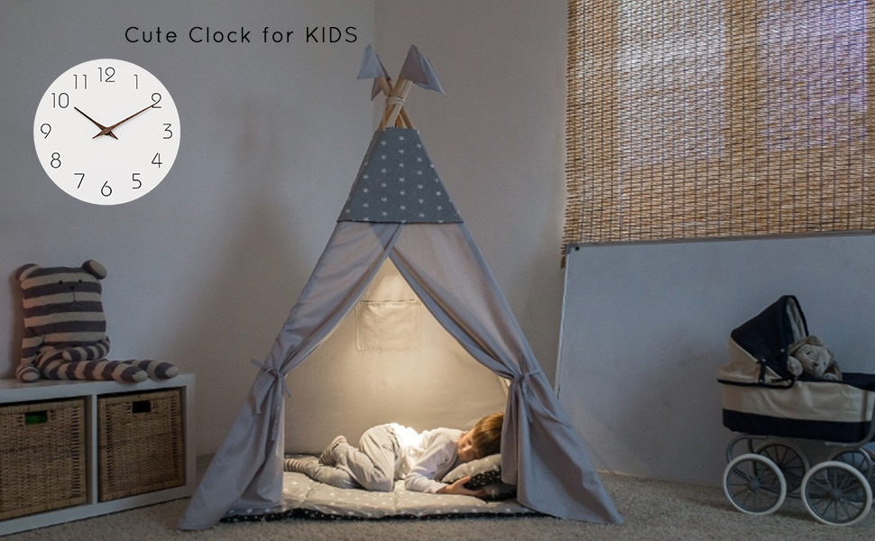 clock for kids
