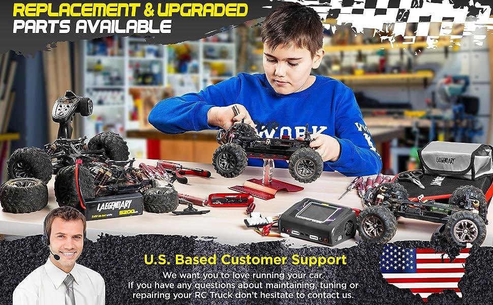 us based customer support